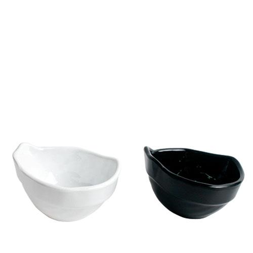 멜라민 샤인(백,흑) 퓨전소스볼